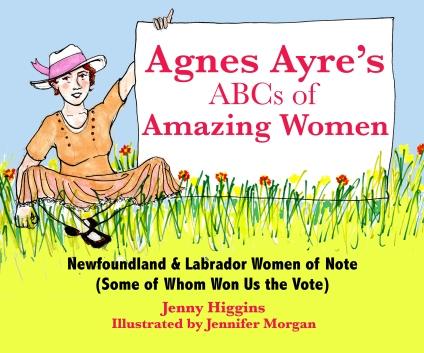 Agnes Ayre Cover trim